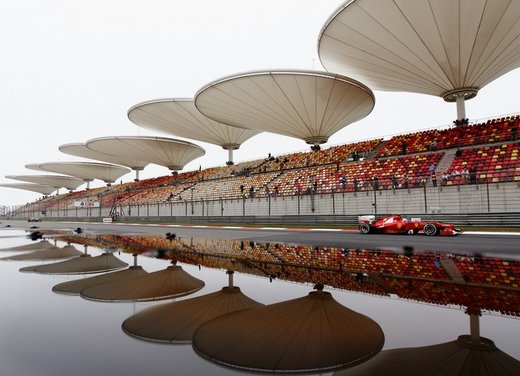 Alonso e Massa commentano le prove libere del GP di Cina - Foto 21 di 32