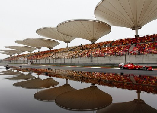 Felipe Massa si augura un GP di Cina normale - Foto 11 di 23
