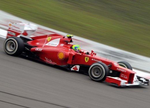Alonso e Massa commentano le prove libere del GP di Cina - Foto 23 di 32