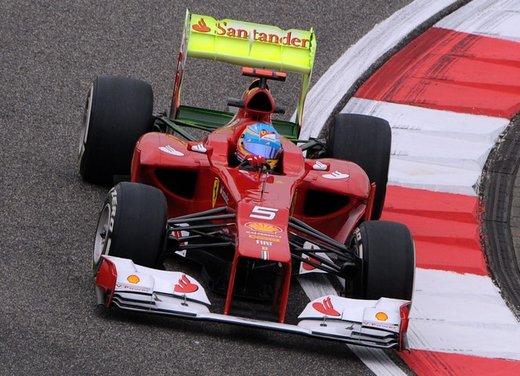 Alonso e Massa commentano le prove libere del GP di Cina - Foto 26 di 32
