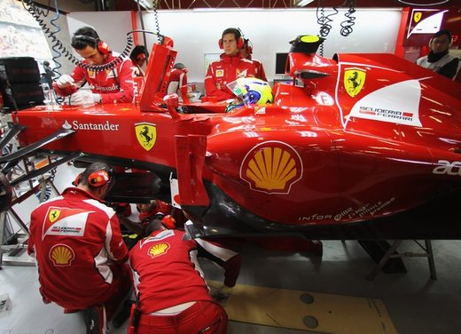 Felipe Massa si augura un GP di Cina normale - Foto 15 di 23