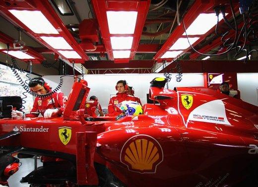 Alonso e Massa commentano le prove libere del GP di Cina - Foto 29 di 32