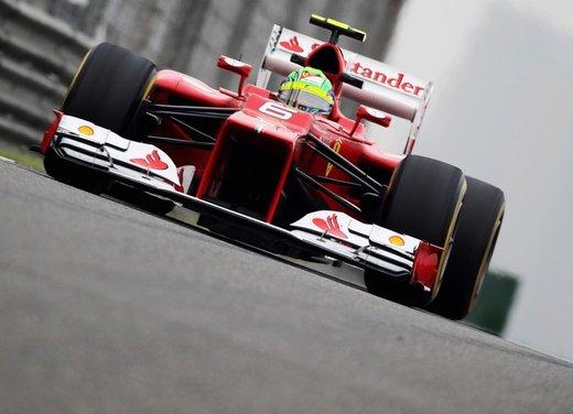 Alonso e Massa commentano le prove libere del GP di Cina - Foto 31 di 32
