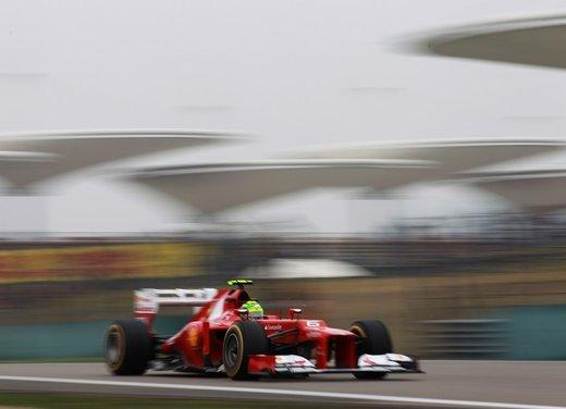Alonso e Massa commentano le prove libere del GP di Cina - Foto 32 di 32