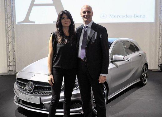 Mercedes Classe A debutta in Italia al Fuorisalone di Milano - Foto 10 di 32