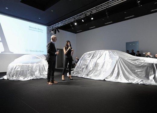 Mercedes Classe A debutta in Italia al Fuorisalone di Milano - Foto 27 di 32