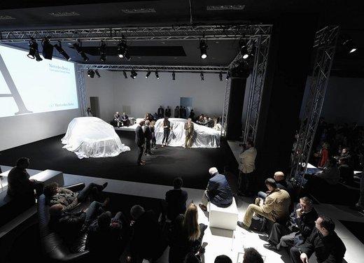 Mercedes Classe A debutta in Italia al Fuorisalone di Milano - Foto 28 di 32