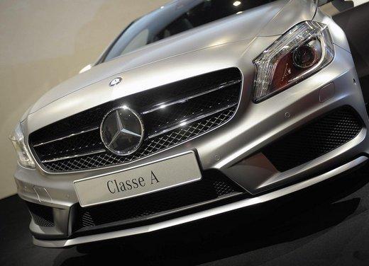 Mercedes Classe A debutta in Italia al Fuorisalone di Milano - Foto 18 di 32