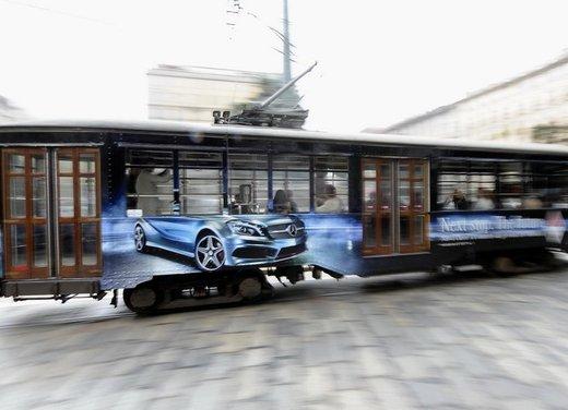 Mercedes Classe A debutta in Italia al Fuorisalone di Milano - Foto 20 di 32