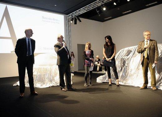 Mercedes Classe A debutta in Italia al Fuorisalone di Milano - Foto 29 di 32