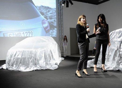 Mercedes Classe A debutta in Italia al Fuorisalone di Milano - Foto 30 di 32