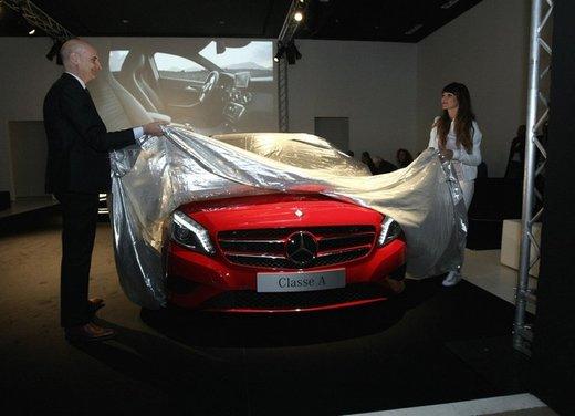 Mercedes Classe A debutta in Italia al Fuorisalone di Milano - Foto 31 di 32