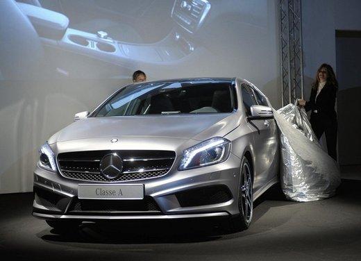 Mercedes Classe A debutta in Italia al Fuorisalone di Milano - Foto 32 di 32