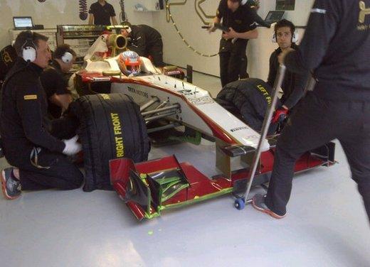 F1 GP Cina 2012: Schumacher primo nella seconda sessione di prove libere - Foto 30 di 32
