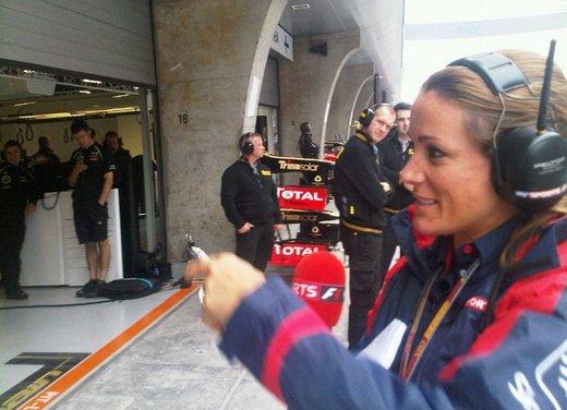 F1 GP Cina 2012: Schumacher primo nella seconda sessione di prove libere - Foto 8 di 32
