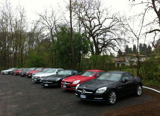Mercedes SL 500 test drive alle porte di Roma - Foto 2 di 13