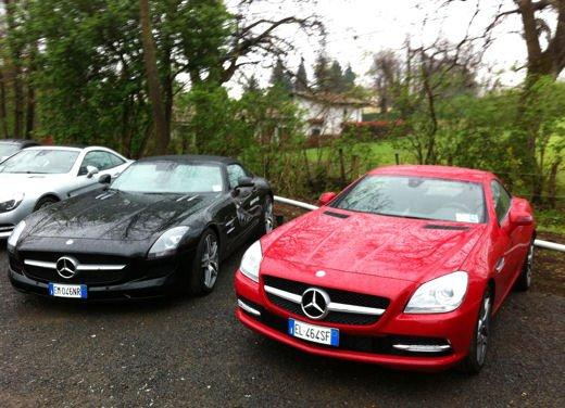 Mercedes SL 500 test drive alle porte di Roma - Foto 4 di 13