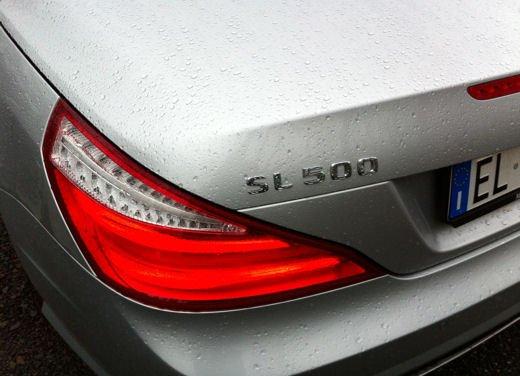 Mercedes SL 500 test drive alle porte di Roma - Foto 1 di 13