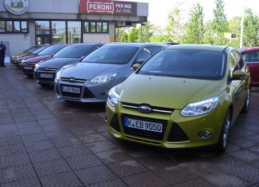 Ford Focus dispositivi di sicurezza - Foto 7 di 10