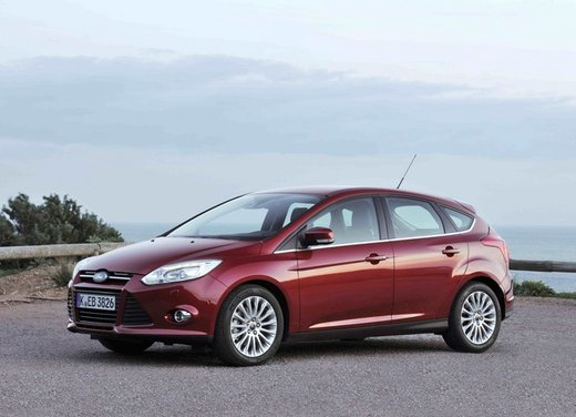Ford Focus dispositivi di sicurezza - Foto 1 di 10