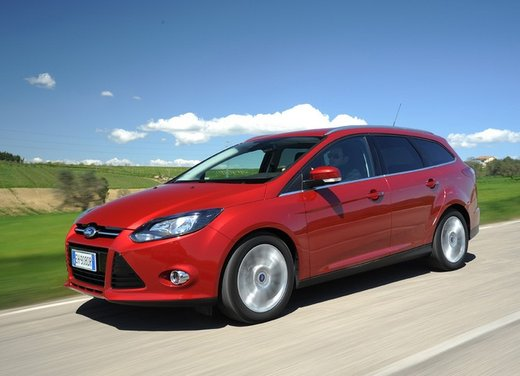 Ford Focus dispositivi di sicurezza - Foto 3 di 10