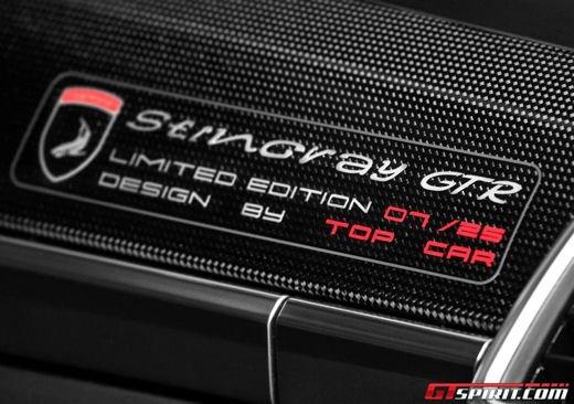 Porsche Panamera Stingray GTR by Topcar, un tuning estremo dalla Russia - Foto 13 di 14