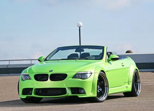 BMW Serie 6 tuning da 379 CV by CLP Automotive