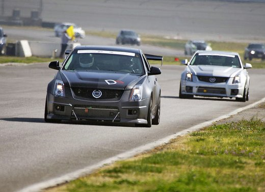 Cadillac CTS-V Patriot Missile by D3 - Foto 1 di 16