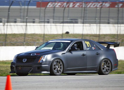 Cadillac CTS-V Patriot Missile by D3 - Foto 3 di 16