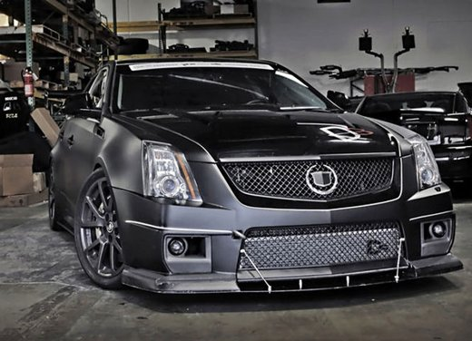 Cadillac CTS-V Patriot Missile by D3 - Foto 4 di 16