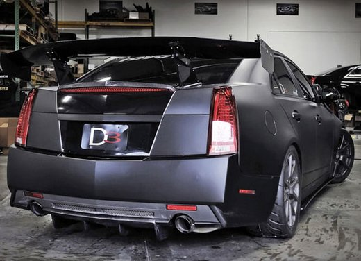 Cadillac CTS-V Patriot Missile by D3 - Foto 5 di 16