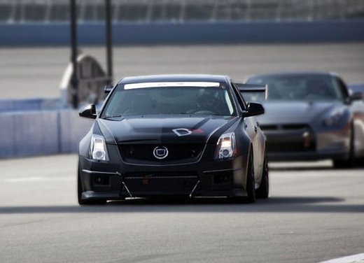 Cadillac CTS-V Patriot Missile by D3 - Foto 6 di 16