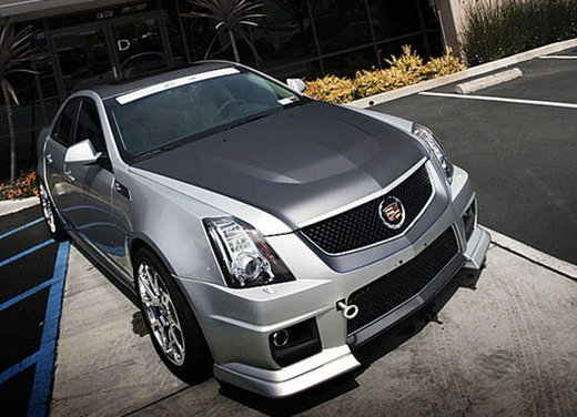 Cadillac CTS-V Patriot Missile by D3 - Foto 9 di 16