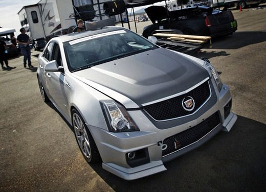 Cadillac CTS-V Patriot Missile by D3