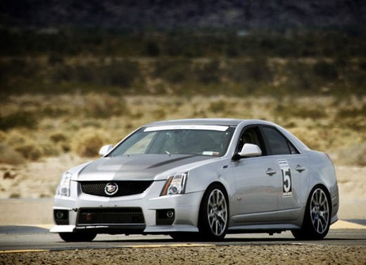 Cadillac CTS-V Patriot Missile by D3 - Foto 15 di 16