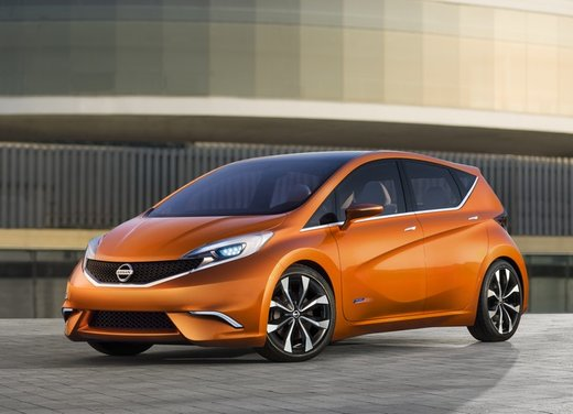 Nissan Invitation Concept: nuove immagini e video ufficiale - Foto 1 di 17