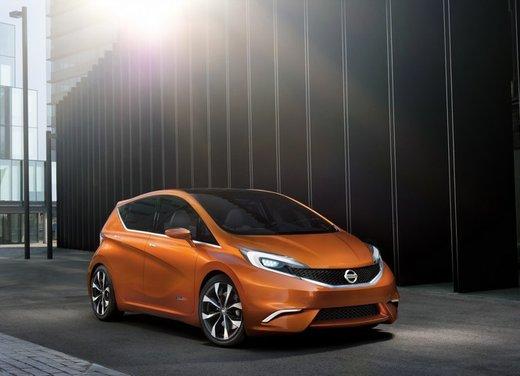 Nissan Invitation Concept: nuove immagini e video ufficiale - Foto 2 di 17