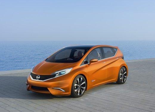 Nissan Invitation Concept: nuove immagini e video ufficiale - Foto 3 di 17