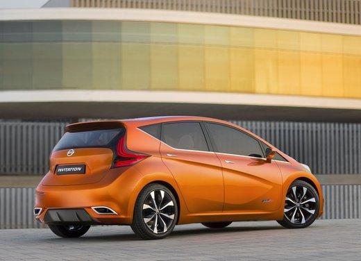 Nissan Invitation Concept: nuove immagini e video ufficiale - Foto 4 di 17