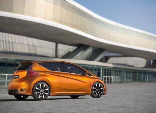 Nissan Invitation Concept: nuove immagini e video ufficiale - Foto 5 di 17