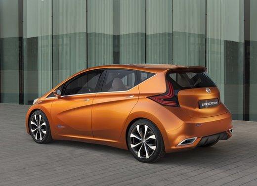 Nissan Invitation Concept: nuove immagini e video ufficiale - Foto 6 di 17