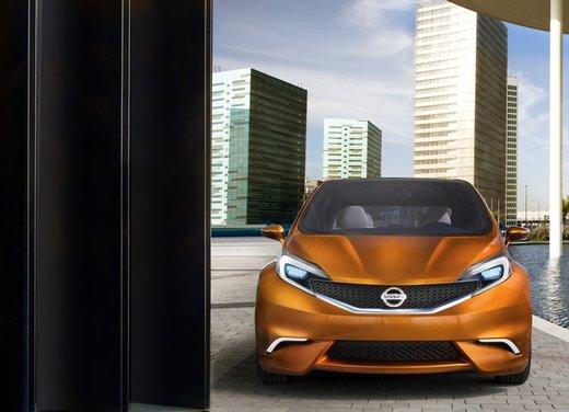 Nissan Invitation Concept: nuove immagini e video ufficiale - Foto 7 di 17
