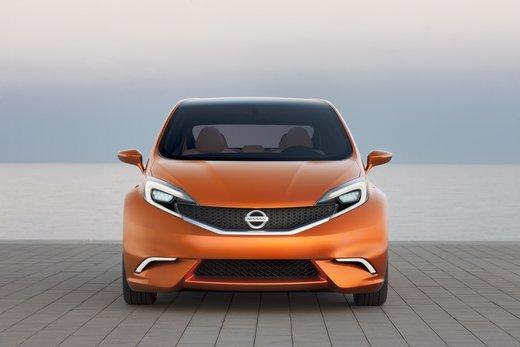 Nissan Invitation Concept: nuove immagini e video ufficiale - Foto 8 di 17