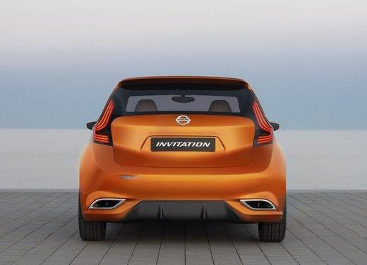 Nissan Invitation Concept: nuove immagini e video ufficiale - Foto 10 di 17