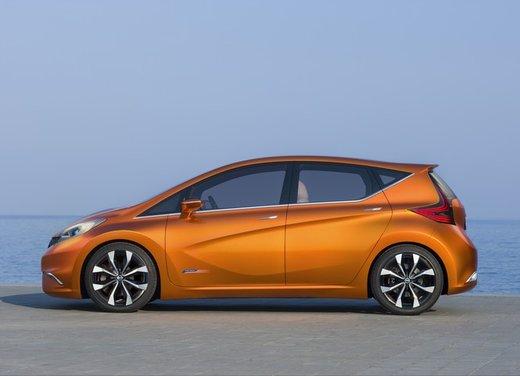Nissan Invitation Concept: nuove immagini e video ufficiale - Foto 12 di 17