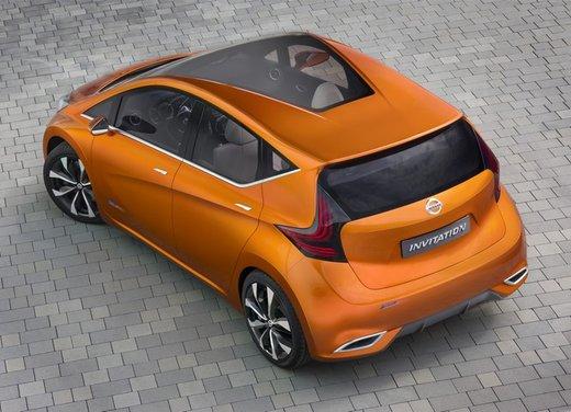 Nissan Invitation Concept: nuove immagini e video ufficiale - Foto 13 di 17