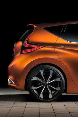 Nissan Invitation Concept: nuove immagini e video ufficiale - Foto 15 di 17