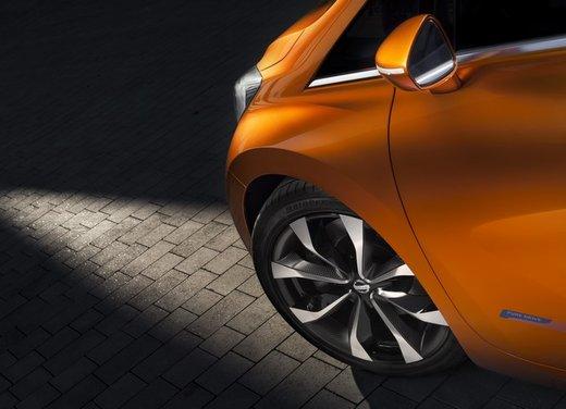 Nissan Invitation Concept: nuove immagini e video ufficiale - Foto 17 di 17