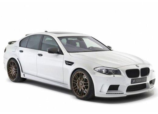 BMW M5 tuning by Hamann