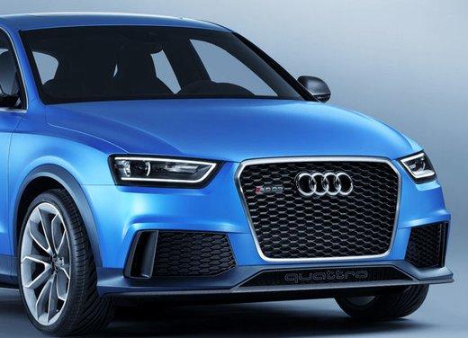 Audi RS Q3 concept - Foto 6 di 12
